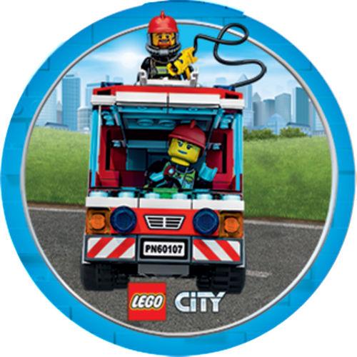 LEGO City Swirl Decorations 12ct Image #19