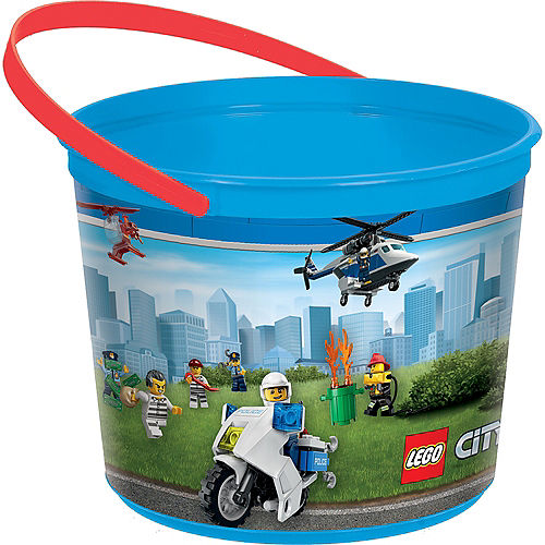 LEGO City Favor Container Image #1