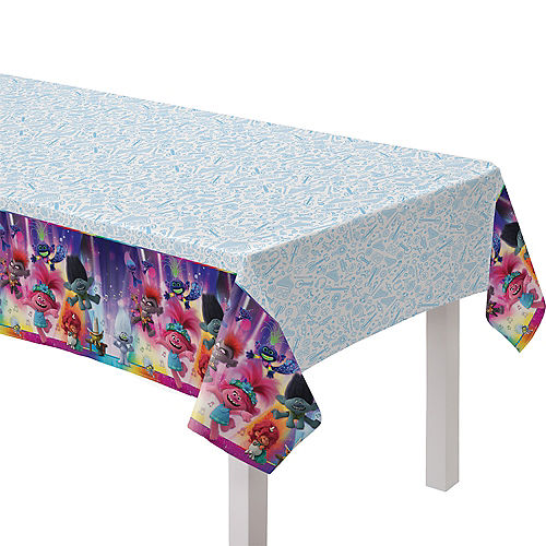Trolls World Tour Table Cover Image #1