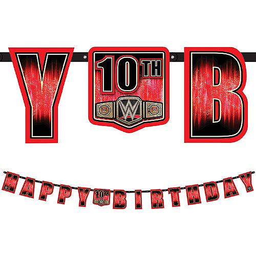 WWE Champion Jumbo Add an Age Banner Image #1