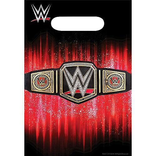 WWE Champion Folded Loot Bags 8ct Image #1