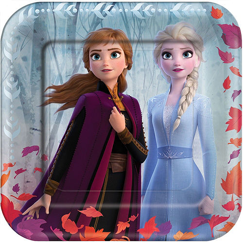Frozen 2 Tableware Kit for 8 Guests Image #3