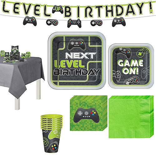 Level Up Tableware Kit for 8 Guests Image #1