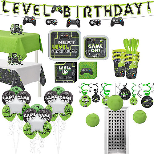Ultimate Level Up Party Kit for 16 Guests Image #1