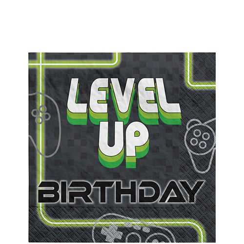 Ultimate Level Up Party Kit for 16 Guests Image #5
