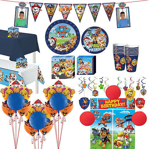 Ultimate PAW Patrol Adventure Party Kit for 16 Guests Image #1