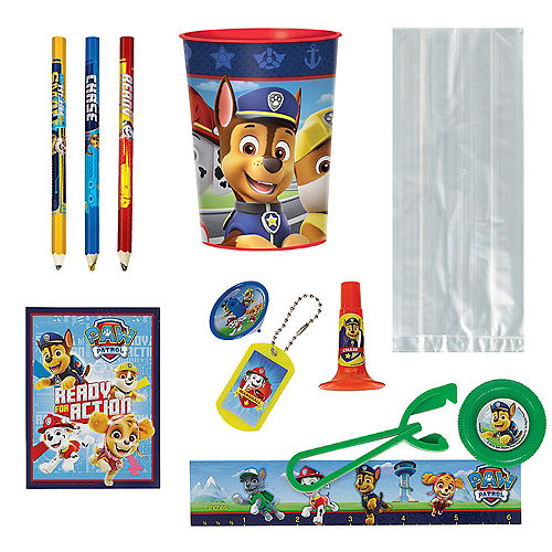 PAW Patrol Adventure Favor Kit for 8 Guests Image #1
