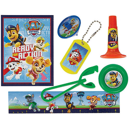 PAW Patrol Adventure Favor Kit for 8 Guests Image #3