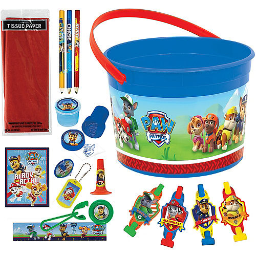 Ultimate PAW Patrol Adventure Favor Kit for 8 Guests Image #1