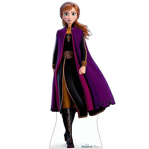 Anna Life-Size Cardboard Cutout - Frozen 2 Image #1