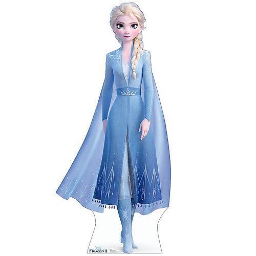 Elsa Life-Size Cardboard Cutout - Frozen 2 Image #1