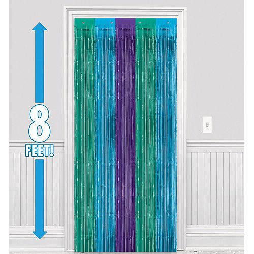 Sparkling Sapphire Doorway Curtain Image #1