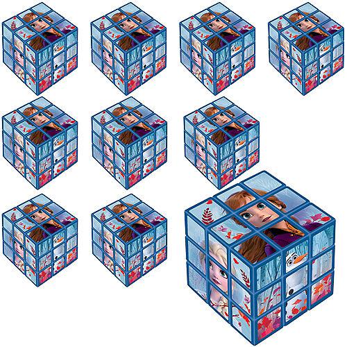 Frozen 2 Puzzle Cubes 24ct Image #1