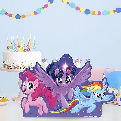 My Little Pony Centerpiece Cardboard Cutout, 18in x 11in Image #1