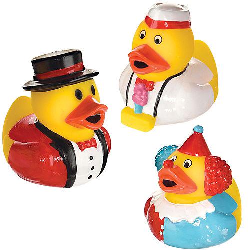 Carnival Rubber Ducks 6ct Image #1