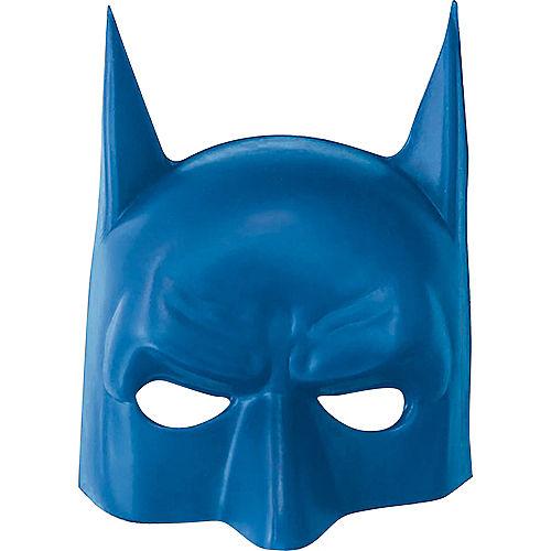Justice League Heroes Unite Batman Mask Image #1
