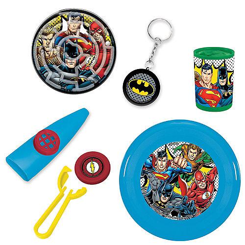 Justice League Heroes Unite Favor Pack 48pc Image #1