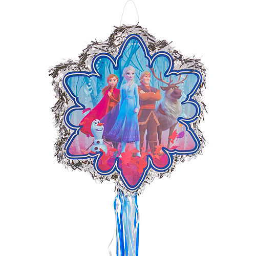 Frozen 2 Pinata Kit with Candy Image #2