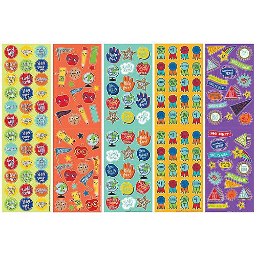 Congrats Pupil Stickers, 10 Sheets Image #1