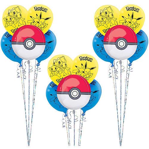 Classic Pokemon Core Balloon Kit Image #1