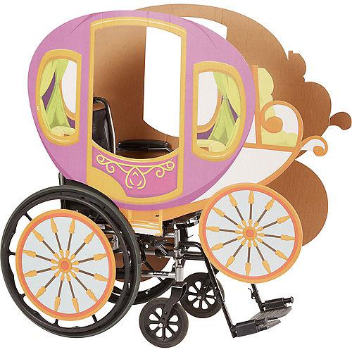 Child Wheelchair Princess Carriage Costume Image #1