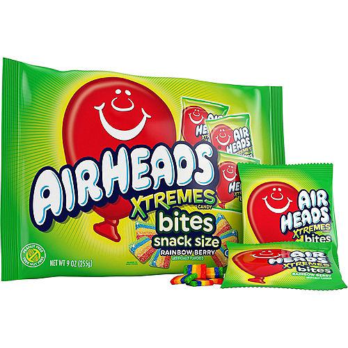 Airheads Xtremes Bites Rainbow Berry Image #1