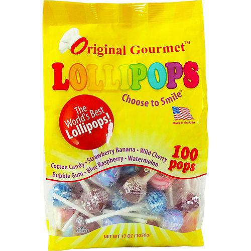 Original Gourmet Lollipops 100ct Image #1