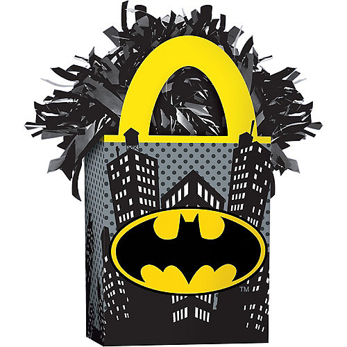 Batman Hero of Gotham Balloon Weight - DC Comics Image #1