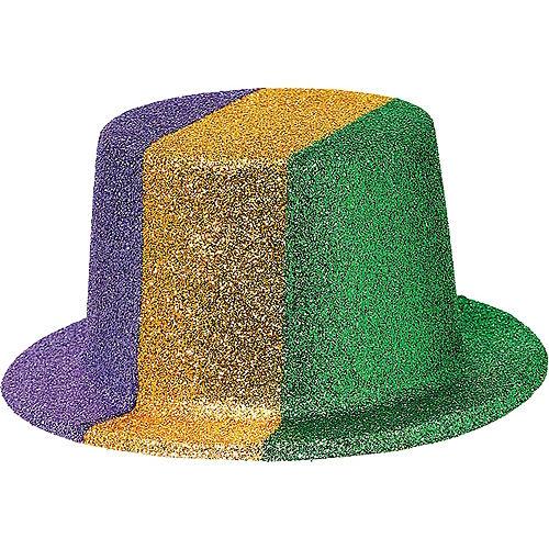 Mardi Gras Party Kit 24pc Image #4