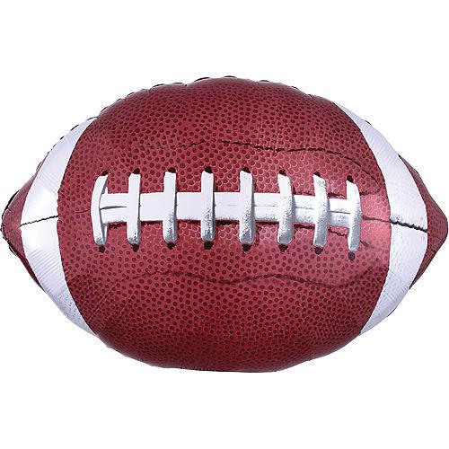 Giant Football Balloon Image #1