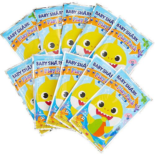 Baby Shark Mini Grab & Go Play Packs, 10ct Image #1
