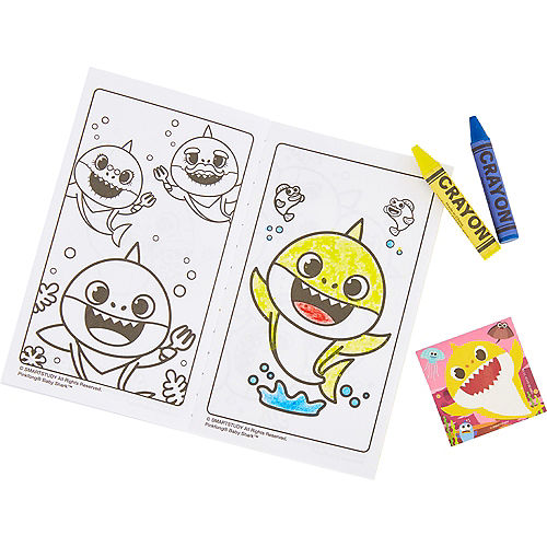 Baby Shark Mini Grab & Go Play Packs, 10ct Image #2