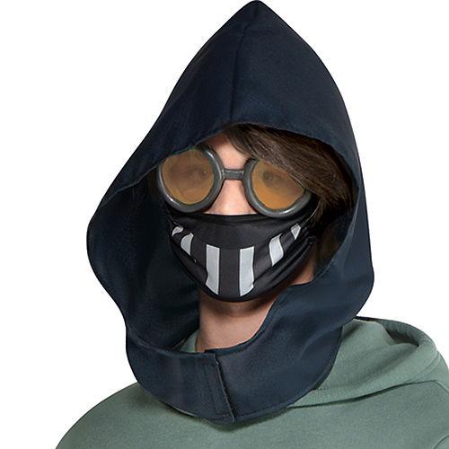 Creepy Tommy Hooded Mask Kit Image #1