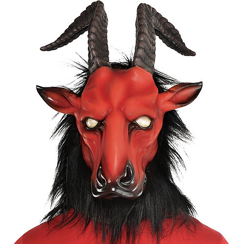 Hellfire Beast Mask Image #1