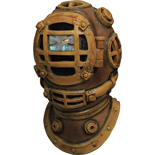 Lost Expedition Diving Bell Mask Image #1