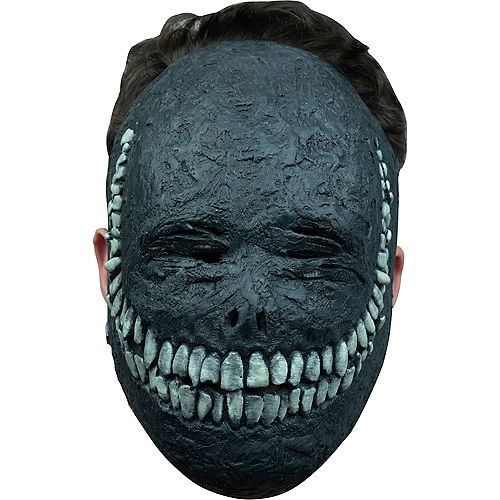 Sinister Toothy Grin Mask Image #1