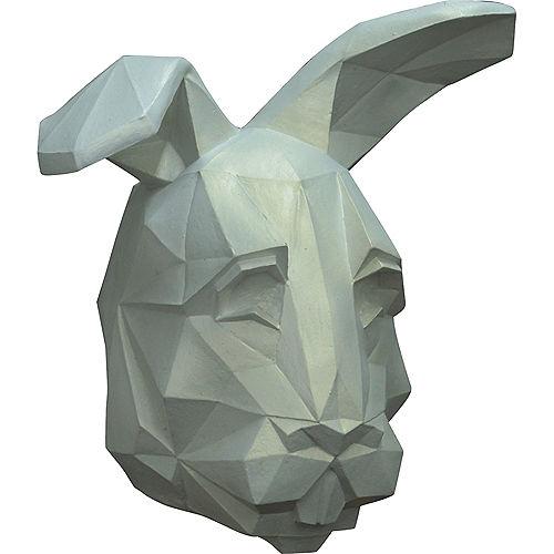 Low Poly Rabbit Mask Image #1