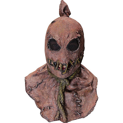 Horror Fields Scarecrow Mask Image #1
