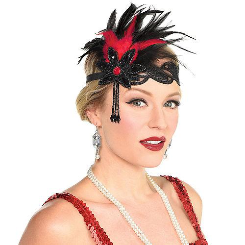 Fashionable Flapper Headband Image #1
