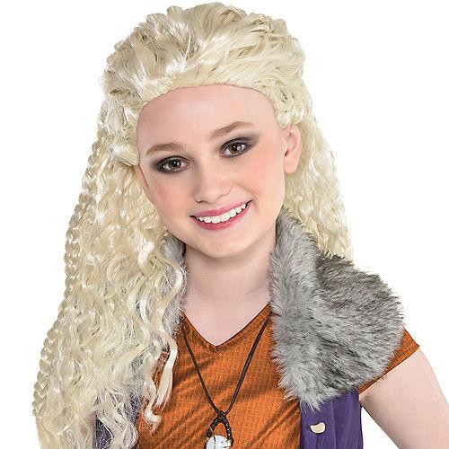 Child Addison Wig - Disney Z-O-M-B-I-E-S 2 Image #1