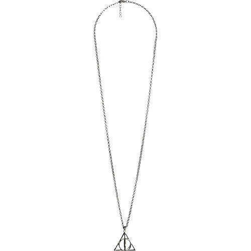 The Deathly Hallows Necklace - Harry Potter Image #1