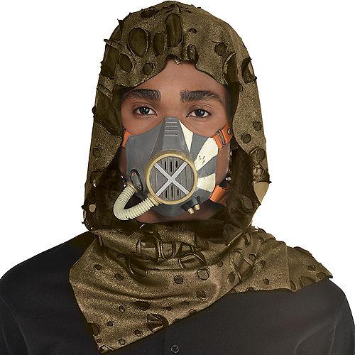 Gaming Post-Apocalyptic Gas Mask Image #1