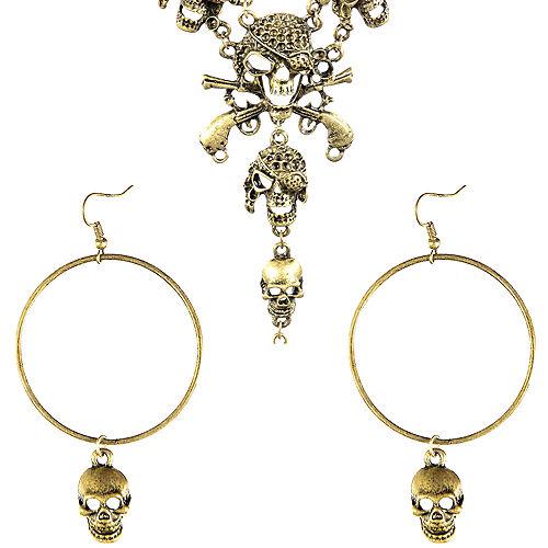Pirate Maiden Jewelry Set 3pc Image #1
