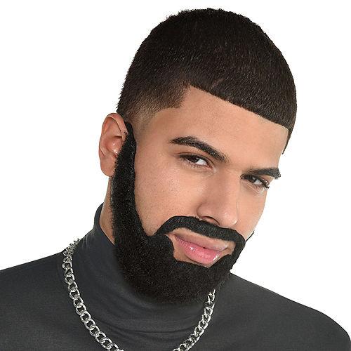 Rapper Chin Strap Beard Image #1