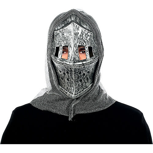 Knight Helmet Mask Image #1