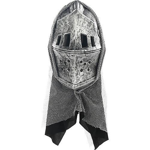Knight Helmet Mask Image #2