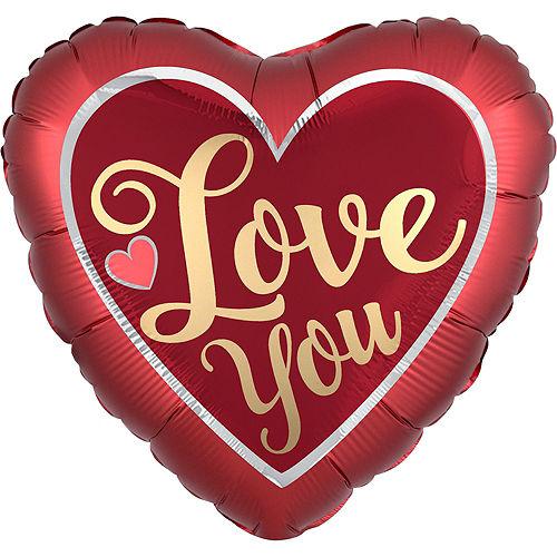 Brown Teddy Bear Valentine's Day Kit Image #5