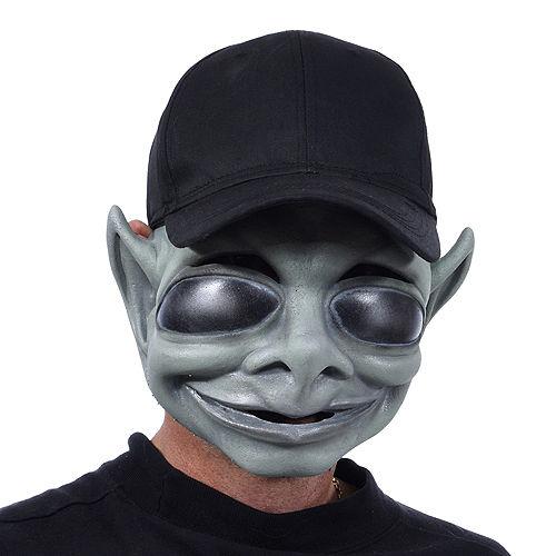 Orion the Friendly Alien Face Mask Premier Image #1