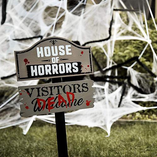 House of Horrors Yard Stake Image #2