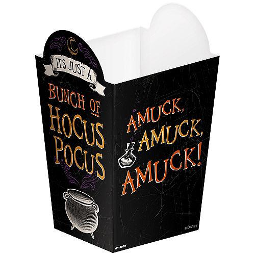 Hocus Pocus Popcorn Treat Boxes, 8ct Image #1